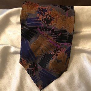 Mulberry Hand Sewn Thai Silk Tie
